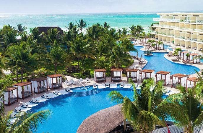 US$900 million on a mega hotel in St Ann.