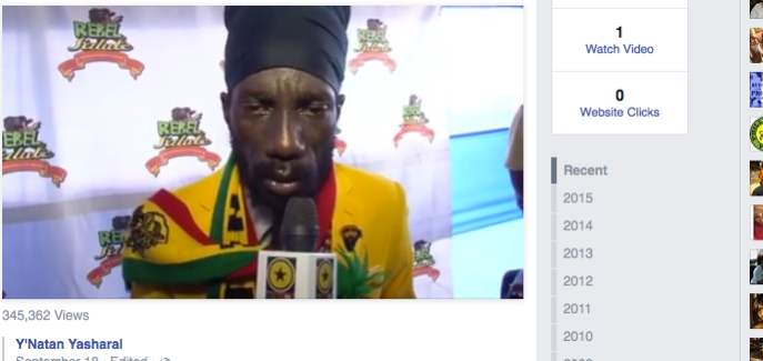 Sizzla vibes out his Views on gays